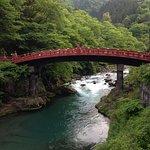 Bridge in Nikko