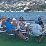 Acarey booze cruise