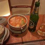 Chicken Massaman Curry & Egg Fried Rice