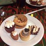 Dessert was yummy