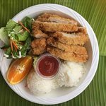 Aloha Shrimp Foto