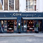 Cote Brasserie, St Martin's Lane, Covent Garden