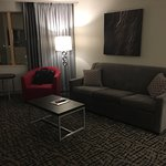Stayed at this hotel over the weekend and had a great time. My room was upgraded to a suite with