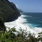 Beautiful Napali Coast.
