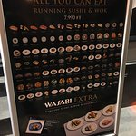 Photo de Wasabi Running Sushi & Wok Restaurant