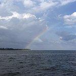 Rainbow at Khunn Pya Gyi Island ကျွန်းပြားကြီးကျွန်း