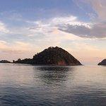 Twilight dance at 115 Islands