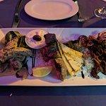 Lamb Fillets, Souvlaki, BBQ Octopus