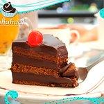 Porción Torta de Chocolate.