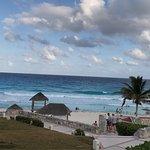 Buenísimo todo!!!❤️ Enamorado del Caribe mexicano... El Hotel tranquilo, bueno, agradable dentro