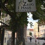 Sign of Zeughaus Stuben