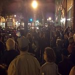 """All """"Ghost Tours"""" meet in front of Brewer's Alley Restaurant and Brewery. 124 North Market Stree"""
