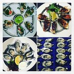 Fresh Oysters - served Natural, Asian or Kilpatrick