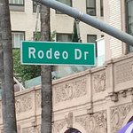 The famous Rodeo Drive