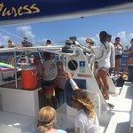 St John Catamaran Champagne Cruise