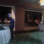Island Seafood Terrace - Blue Sky Hotel Picture