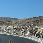 Foto di Panamint Mountains