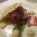 Restaurant Frankly_Beef tenderloin tartare
