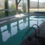 Magnifique espace spa. Très relaxant !