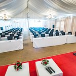 Bahari Marquee (Seafront) - Conference Facilities