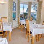 Breakfast Room overlooking village green