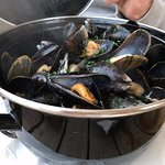 Tasty mussels
