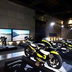 Zone de moto GP