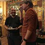Xiahe, Welcome drink