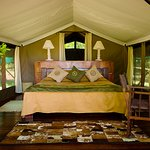 Your very own tented suit at Little Governors Camp www.governorscamp.com