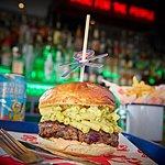 The Mac & Cheese Burger