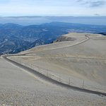 Mont Ventoux from the summit