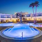 Zona Serenity - Piscina climatizada - heated pool -Hotel Club Siroco & Serenity - Solo Adultos
