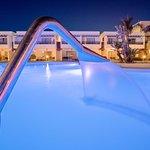 Zona Serenity -Piscina climatizada - heated pool -Hotel Club Siroco & Serenity - Solo Adultos