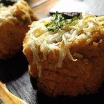 rice and cheese brioche