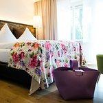 Suite Privat Hotel, 34qm, Bett 180x200cm, Schramm-Schlafsystem, Klimaanlage, Balkon Südseite