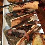 Côte de bœuf pour 2  1,3kg Os à moelle rôti