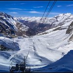 Saas Fee Ski Resort
