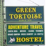 Green Tortoise Hostel - San Francisco Foto