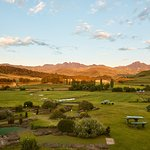 Bushmans Nek Berg & Trout Resort-billede