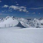 La pista che porta a Val di Luce