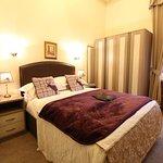 Guest Double Bedroom with Garden View Room 3