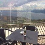 Tavolo vista lago