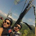 Team 5 Nepal Paragliding Photo