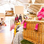 Lovely clothing and footwear including Joules, Seasalt, Jack Murphy, Hotter, Muck Boot and more.