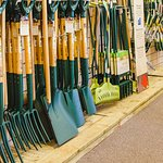 The gardening department at Webbs, Wychbold has unrivalled choice and quality.