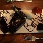 Complemtary Birthday Dessert