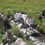 Trekking in Great caucasus