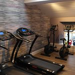 Gym available to the Guests Located at The Inn at Grasmere just round the corner.