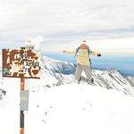 Fagaras Mountain - Saua Caprei peak
