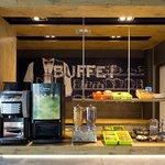 Buffet petit-déjeuner à volonté à 6.15 €